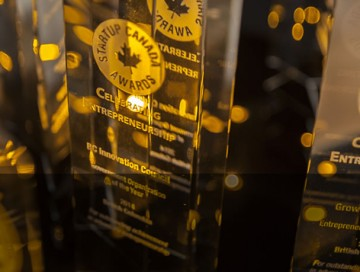 National Startup Canada Awards winners announced