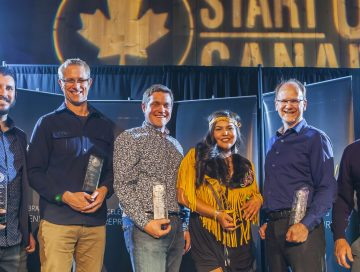 2017 North Regional Award Winners Celebrated in Whitehorse